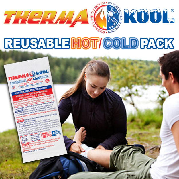 ThermaKool Reusable Hot Cold Packs