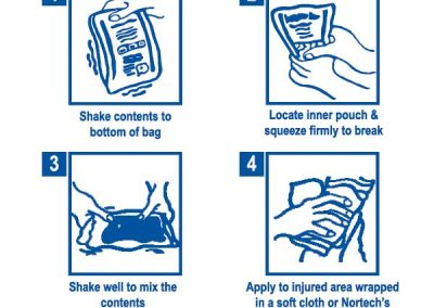 Cool Instant Ice Pack Instructions