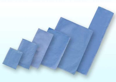 Blue Easy Sleeve Disposable Cover sizes