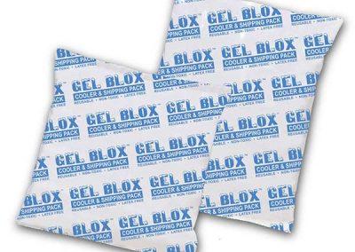 Gel Blox Cooler & Shipping Packs