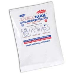 """InstaKool Instant Ice Pack, Size: 6"""" x 8.75"""""""