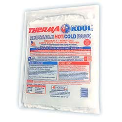 """ThermaKool Reusable Hot Cold Pack, Size: 10"""" x 13"""" Giant Pack"""