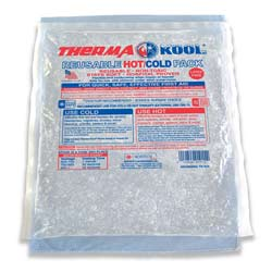 """ThermaKool Reusable Hot Cold Pack, Size: 10"""" x 15"""" Super Pack"""
