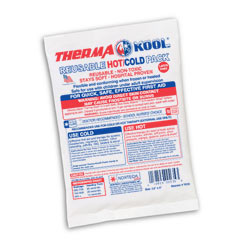 """ThermaKool Reusable Hot Cold Pack, Size: 3"""" x 5"""""""