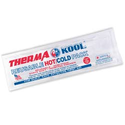 """ThermaKool Reusable Hot Cold Pack, Size: 4"""" x 15"""""""