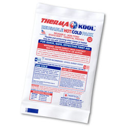 """ThermaKool Reusable Hot Cold Pack, Size: 4"""" x 6"""""""