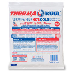 """ThermaKool Reusable Hot Cold Pack, Size: 8.5"""" x 10.5"""""""