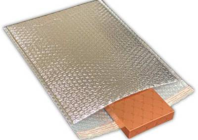 "Foil Thermal Bubble Mailers, 3/16"" - 15"" x 17"""
